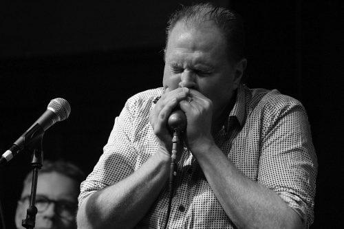 Mönsterås Blues Band på Crescendo