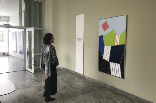 Peter Freudenthal på länsmuseet