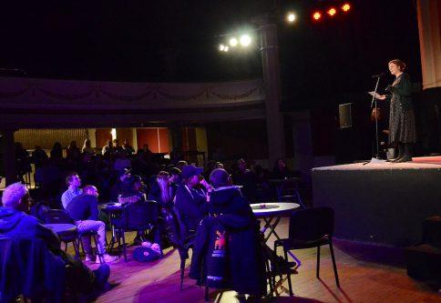 NKPG Poesi firade Världspoesidagen