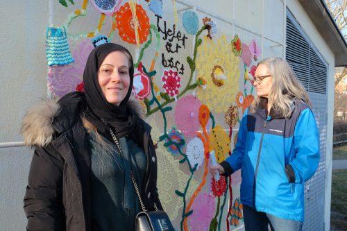 Växande kvinnokraft vid Strömvillan