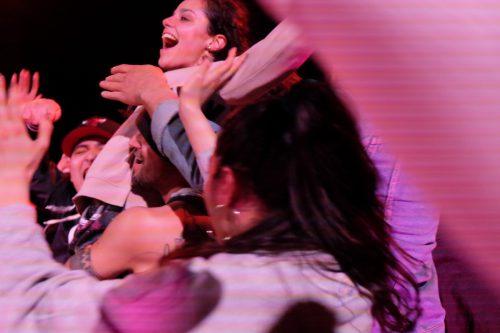 Public Emelie segrare på Stage Skandia
