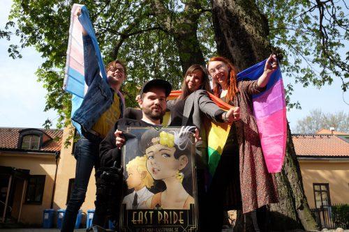 East Pride breddar programmet