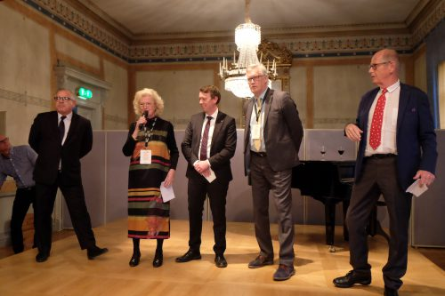 Internationella musiktävlingar möts