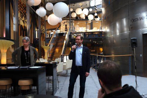 SON-året firar Louis De Geer 25 år